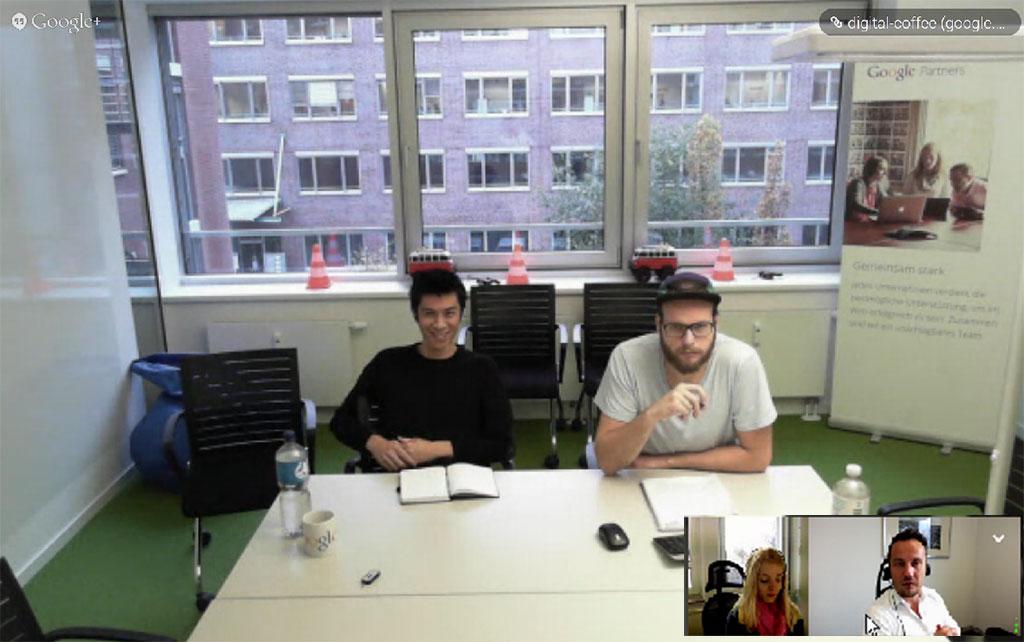 google-konferenz