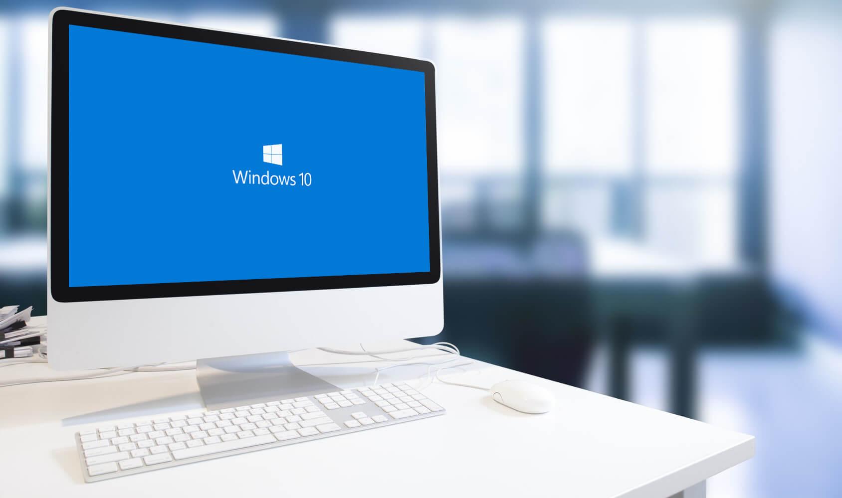 Verbreitung Windows 10