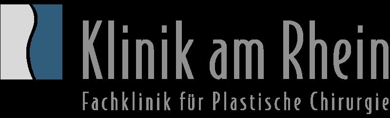 Logo Klinik am Rhein - Fachklinik für Plastische Chirurgie