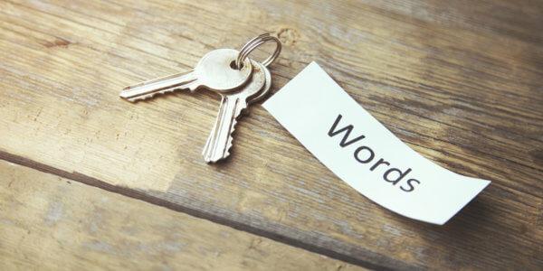 Keywordsuche mit Synonyme