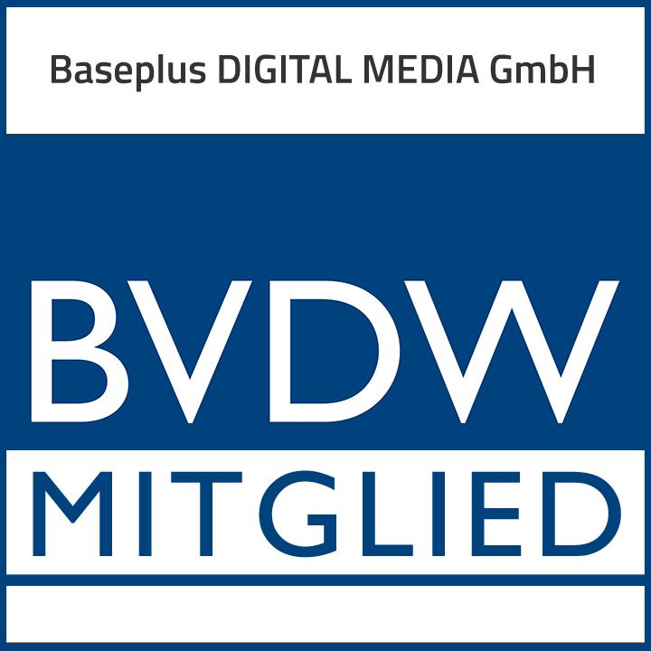 BVDW Mitglied Baseplus