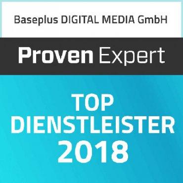 ProvenExpert-Dienstleister2018