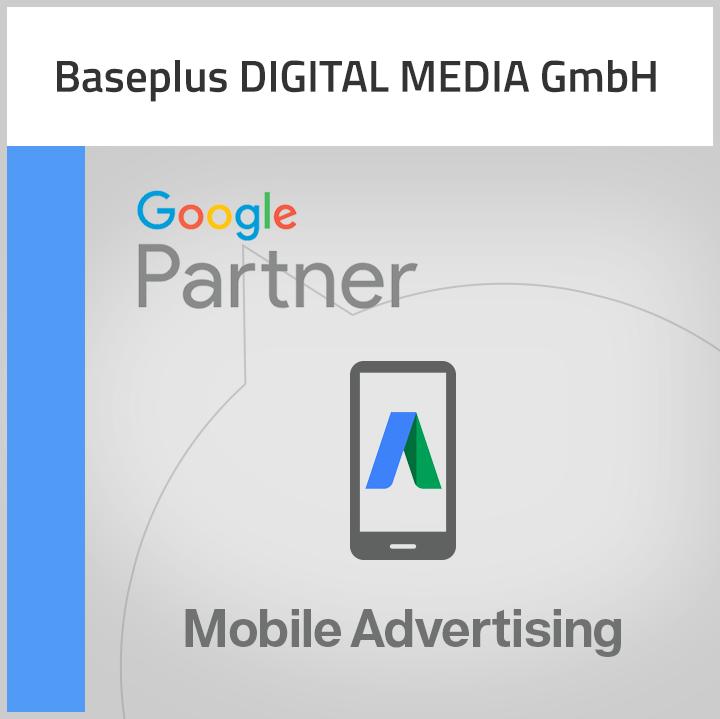Google Mobile Advertising Partner
