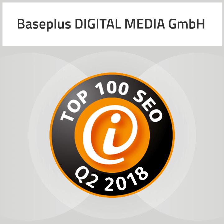 Top 100 SEO Q2 2018