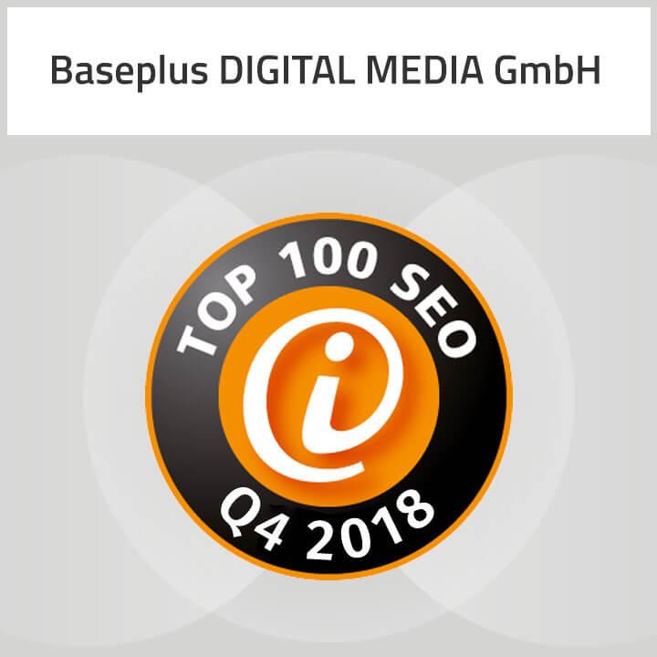 Top 100 SEO Q4 2018