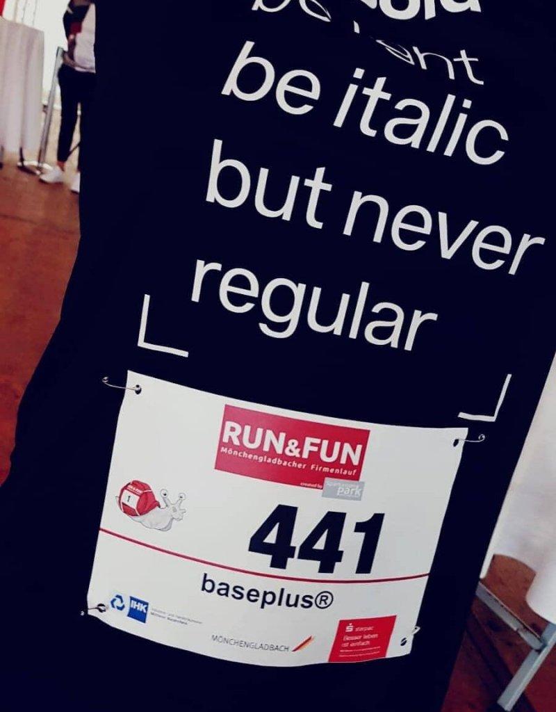 Run&Fun Mönchengladbach 2019 Team baseplus
