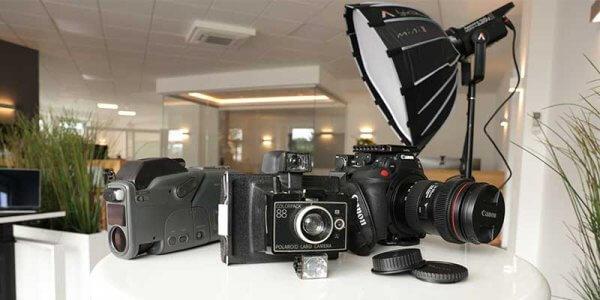 Entwicklung der Videografie | 15 Jahre baseplus®