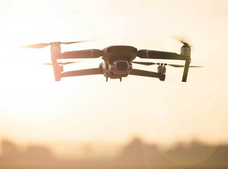 Videografie Drohnen